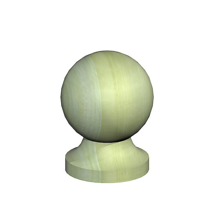 Ball Post Cap