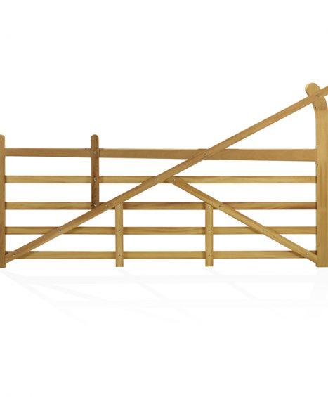 Blenheim Gate