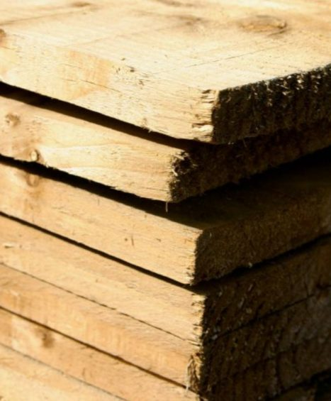 Featheredge Gravel Boards