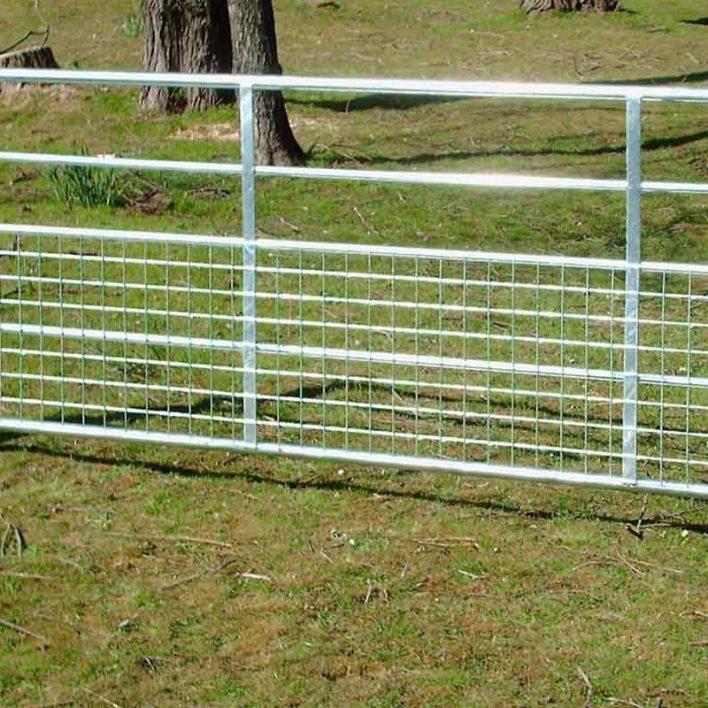 Half Meshed Field Gate Spring Bolt