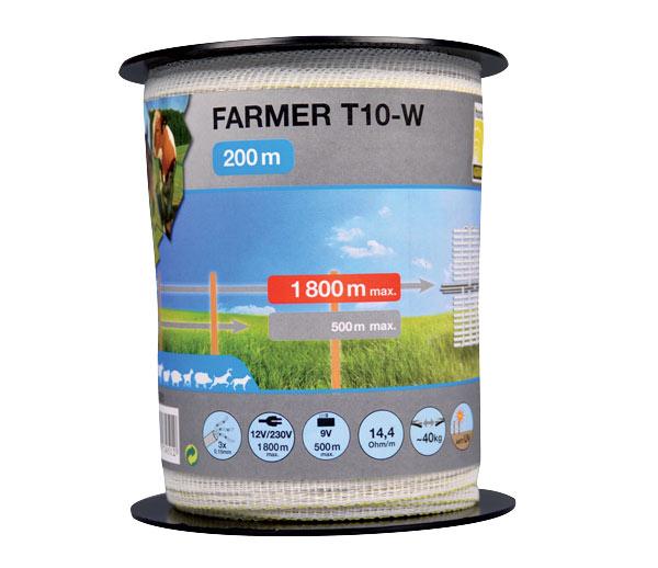 Polytape FARMER T10-W