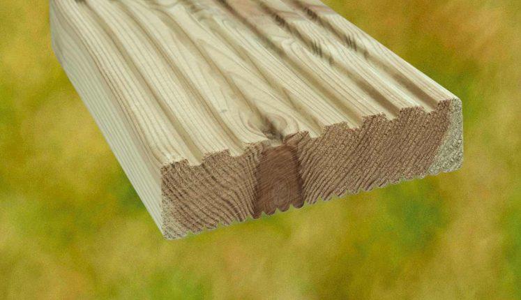Redwood Deck Boards