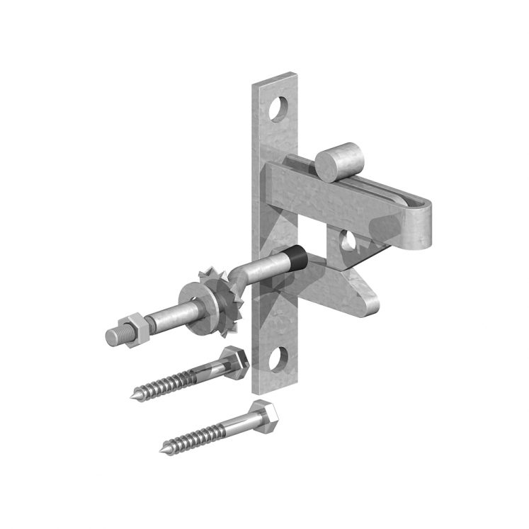 Self Locking Gate Catch Kits