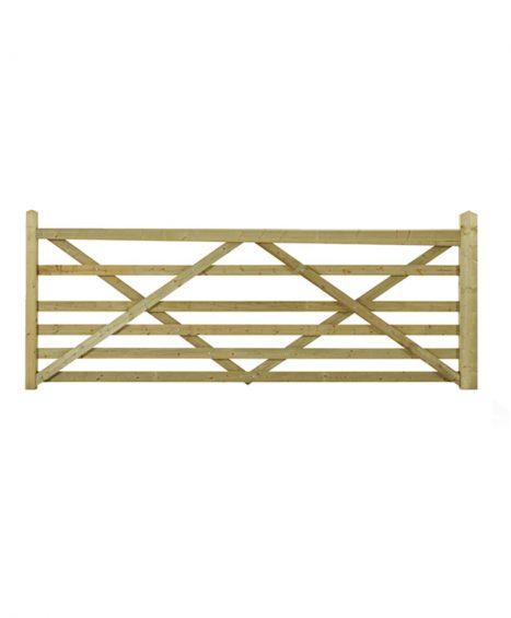 Somerfield 6 Bar Gate