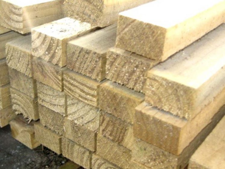 Square Sawn Timber