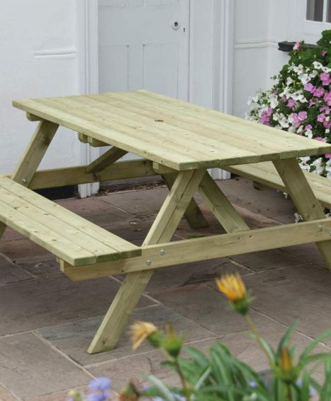 Standard 'A' Frame Table