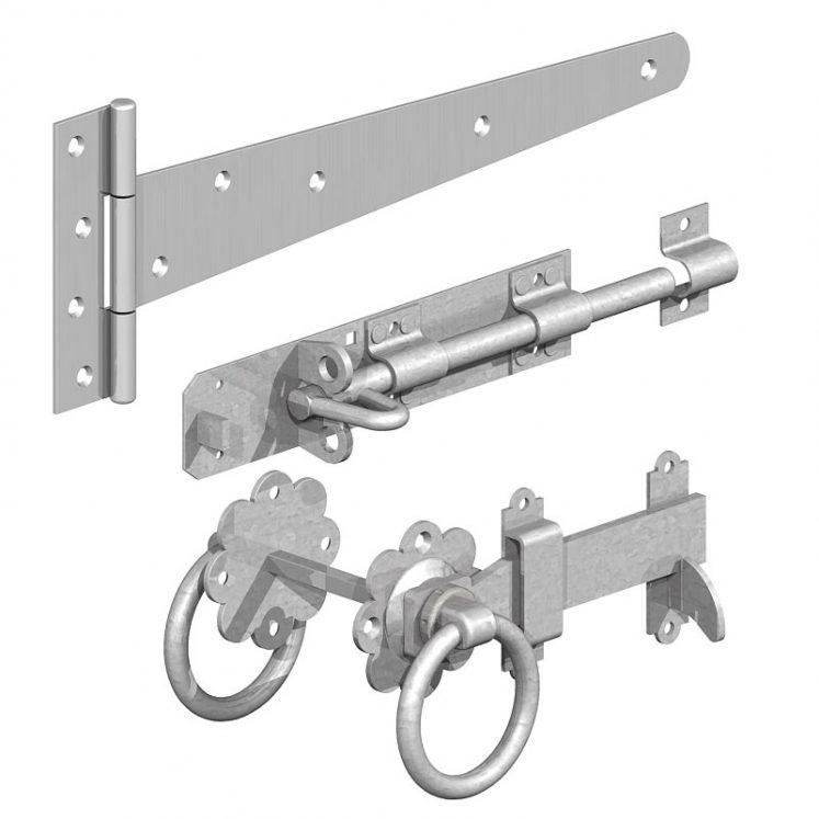 Side Gate Kit