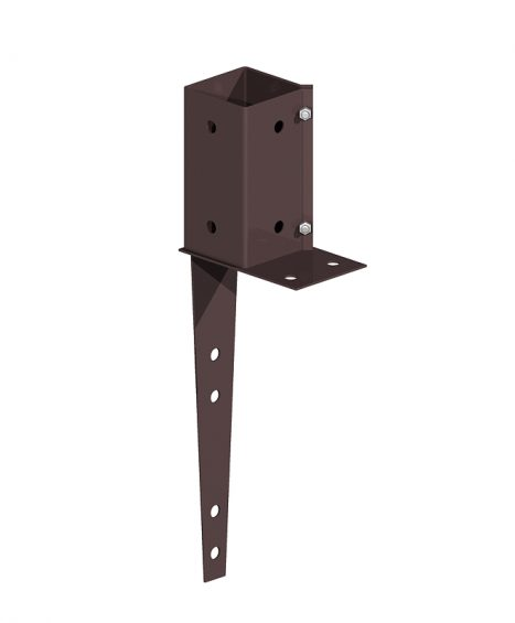 Wall Mount Post Support
