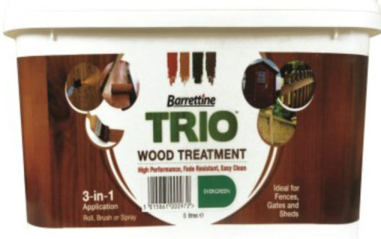 Trio Wood Treatment