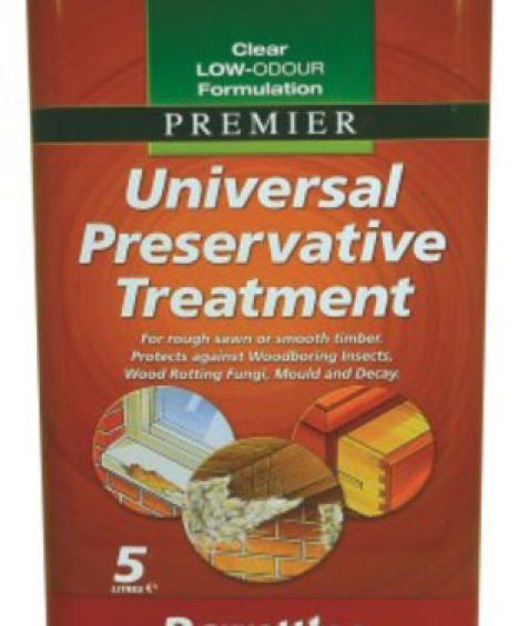 Universal Wood Preservative
