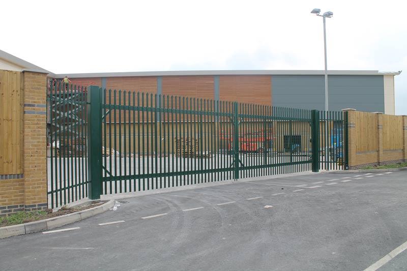 security gates security fencing gates ashford kent