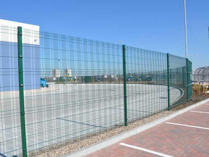 Varimesh Weldmesh - Security Fencing   Ashford Kent