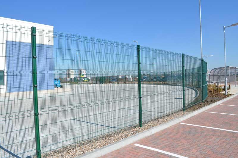 Varimesh Weldmesh - Security Fencing | Ashford Kent