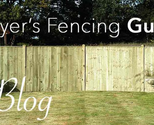 Buyer's Fencing Guide