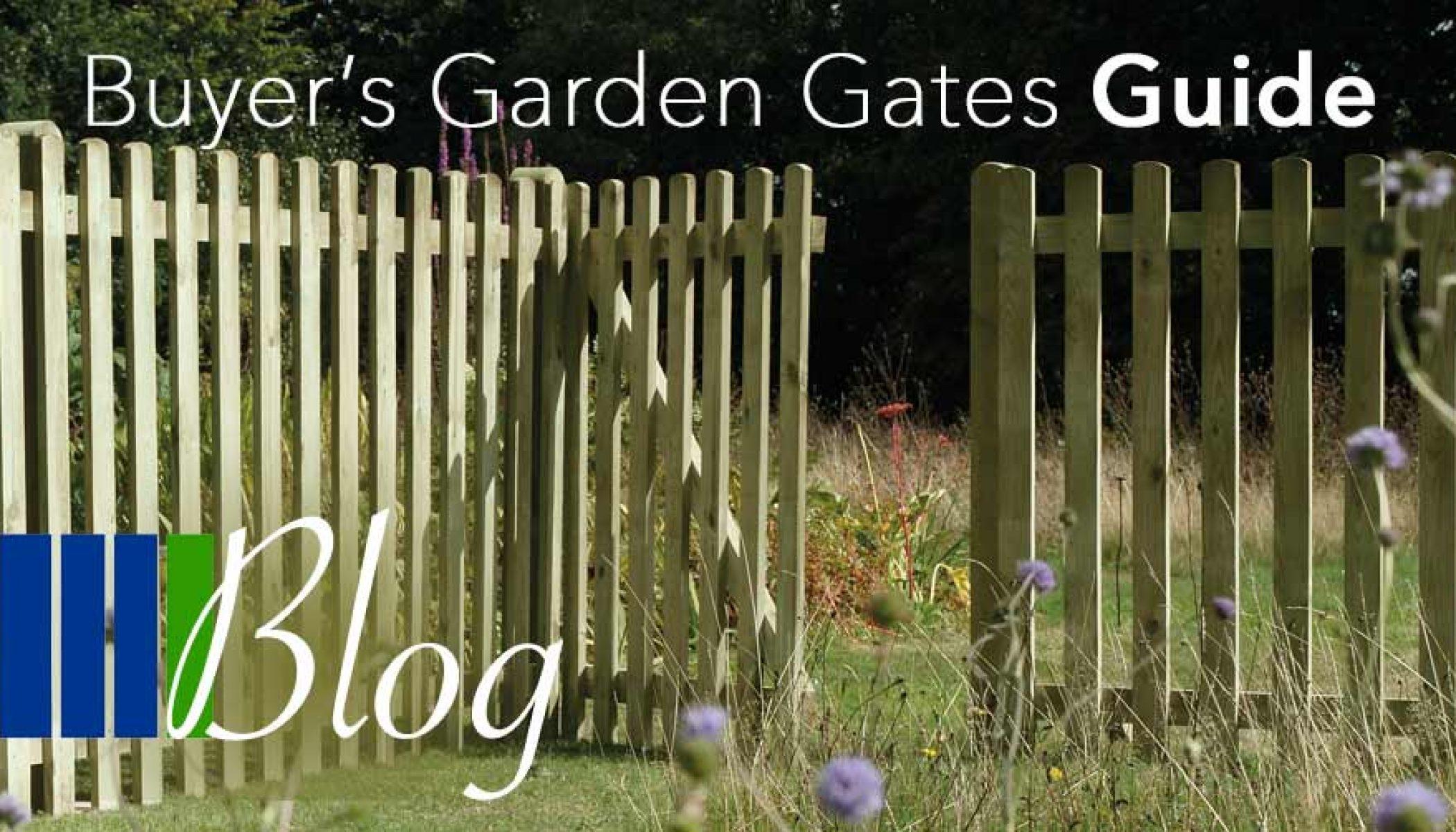 Buyeru0027s Garden Gates Guide