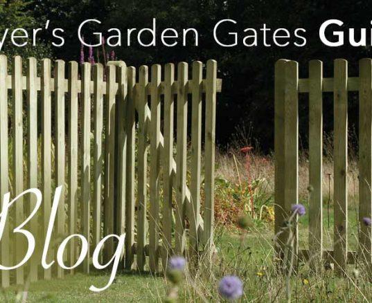 Buyer's Garden Gates Guide