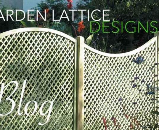Garden Lattice Designs