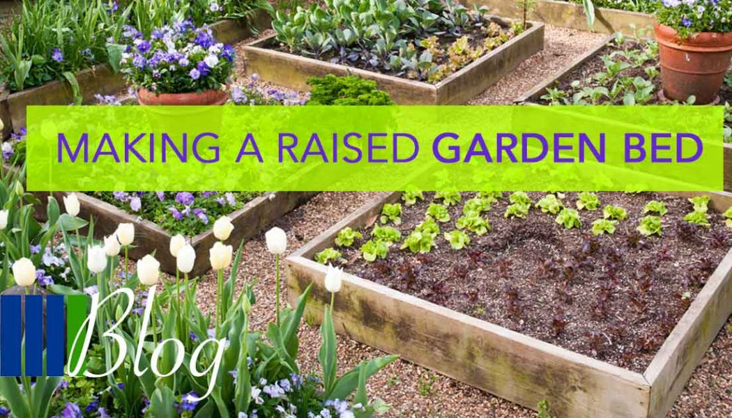 Making A Raised Garden Bed