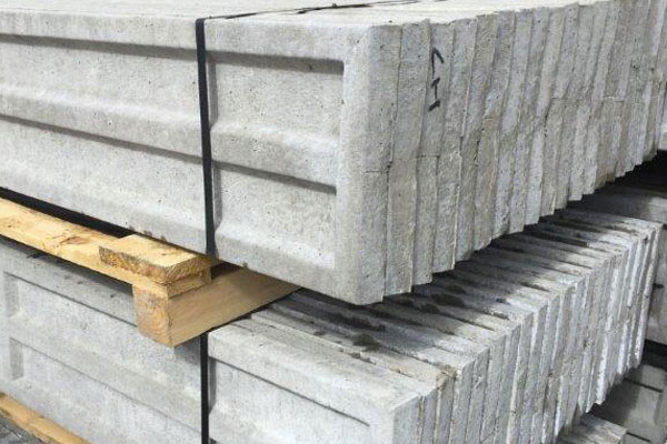 Concrete Gravel Board Supplies