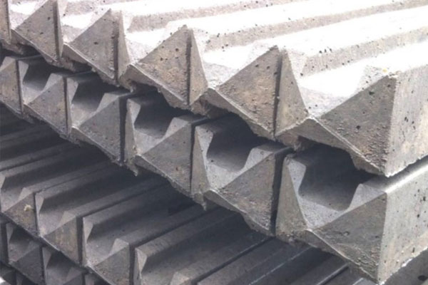 Concrete Slotted Post Supplies