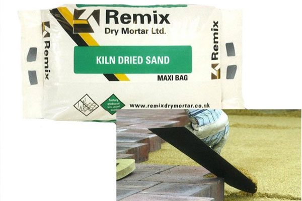 Kiln Dried Sand Supplies