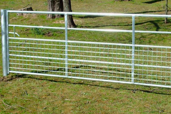 Metal Gates and Component Supplies