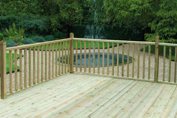 Decking Panels and Components