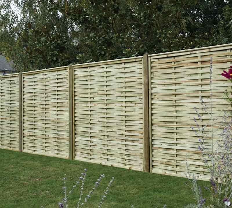 Premium Woven - Timber Panels