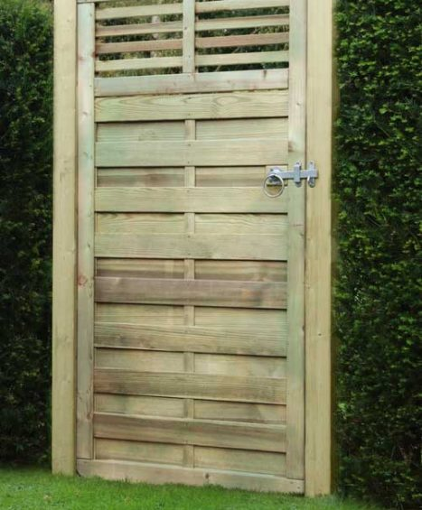 Elite Slatted Top Gate