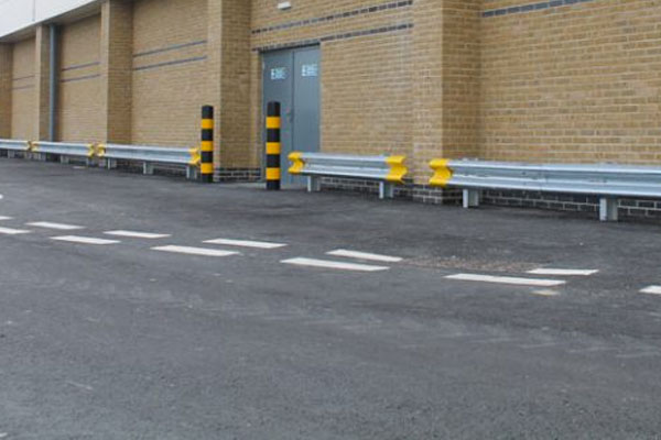 Security Crash Barriers