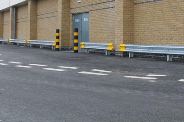 Security Crash Barriers