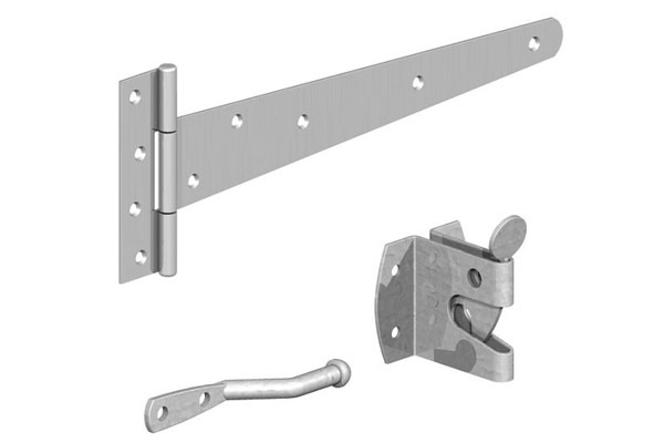 Fencing Ironmongery - Fittings & Fixtures Supplies