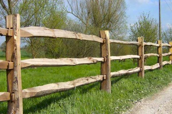 Chestnut Fencing in Ashford, Kent