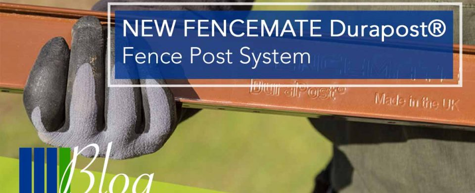 NEW Fencemate Durapost® Fence Post System