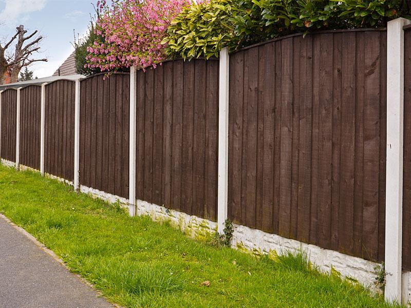 Concrete Fencing in Ashford Kent
