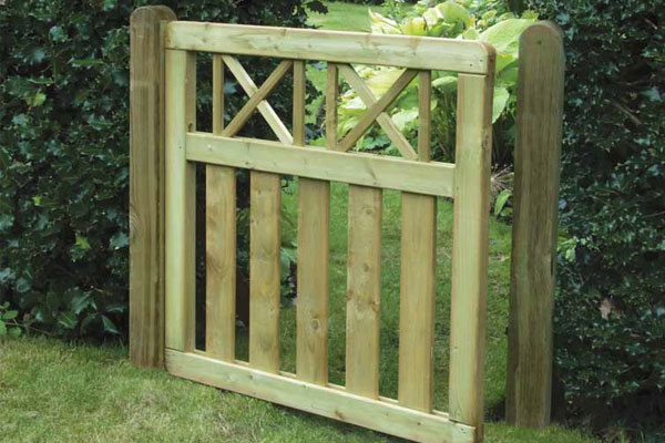 Wooden and Metal Gates in Ashford Kent