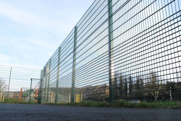 Security Fencing in Ashford, Kent