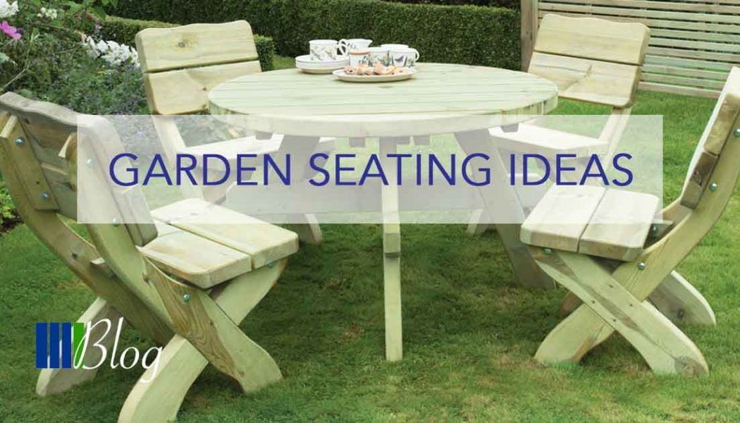Garden Seating Ideas