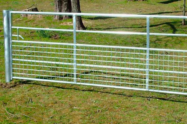 Livestock Metal Gates in Ashford, Kent
