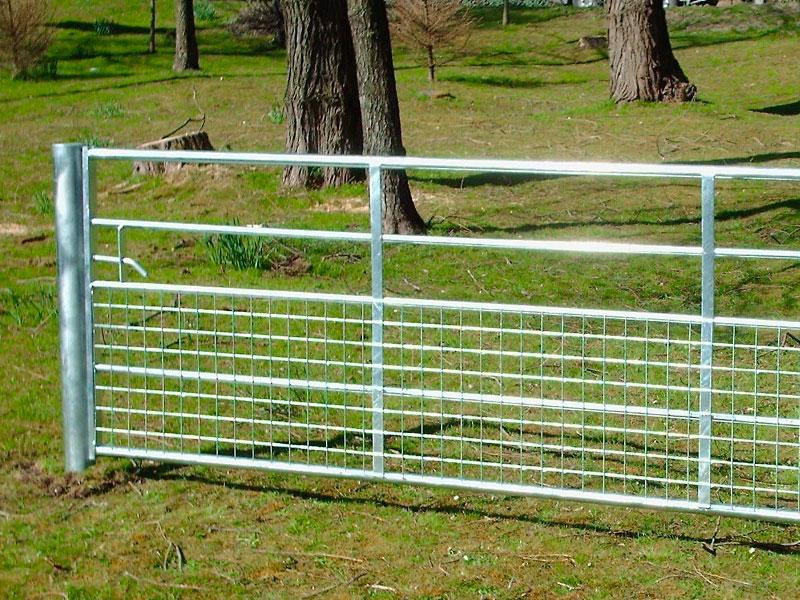 Metal Gates in Ashford, Kent