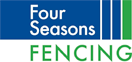 Four Seasons Fencing Contracting Retina Logo