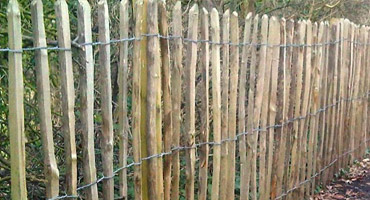 Timber Post Amp Rail Fencing Timber Stock Fencing