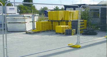Hoardings Amp Site Set Up Construction Fencing Four