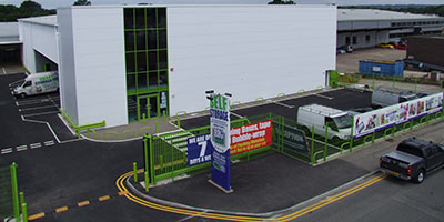 Fencing Installation for Businesses in Kent