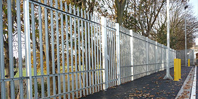 Fencing Installation for Railways in Kent