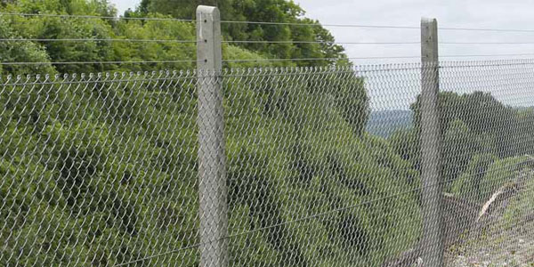 Lineside Fencing for Railways