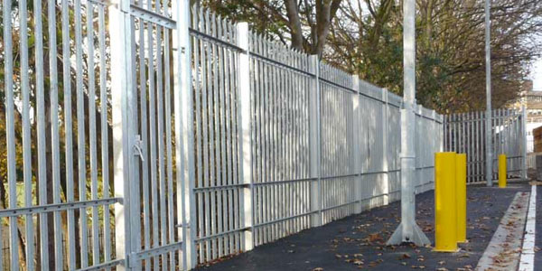 Security Fencing for Railways
