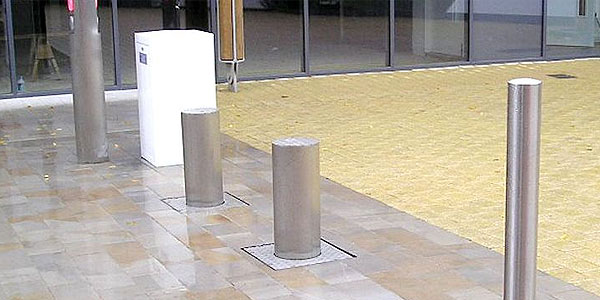 Bollards for Business in Kent