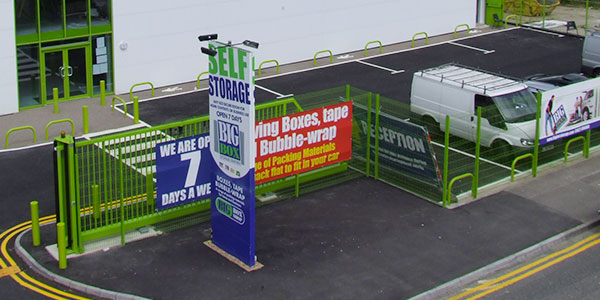 Fencing for Business in Kent