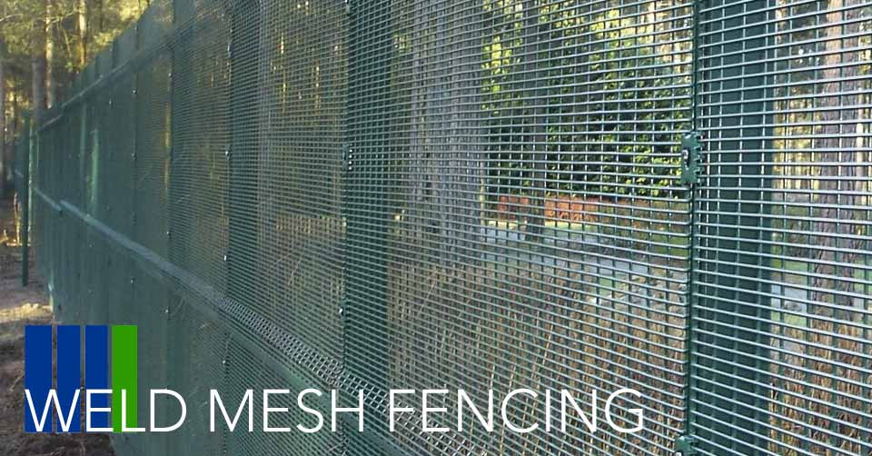 What Are The Benefits Of Weld Mesh Fencing Four Seasons